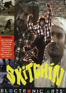 Skitchin' per Sega Mega Drive