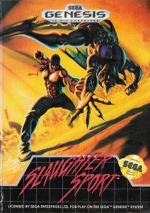 Slaughter Sport per Sega Mega Drive