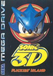 Sonic 3D: Flickies' Island per Sega Mega Drive