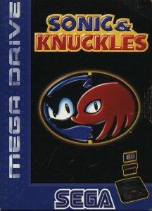 Sonic & Knuckles per Sega Mega Drive