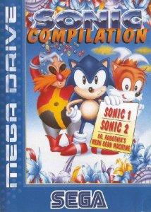 Sonic Compilation per Sega Mega Drive