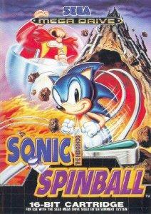 Sonic Spinball per Sega Mega Drive