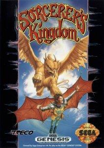 Sorcerer's Kingdom per Sega Mega Drive