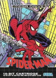 Spiderman per Sega Mega Drive