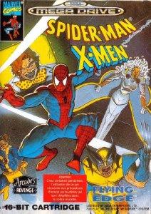 Spider-Man and the X-Men: Arcade's Revenge per Sega Mega Drive