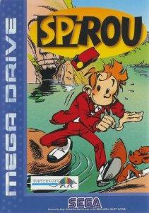 Spirou per Sega Mega Drive