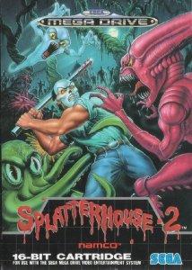 Splatterhouse 2 per Sega Mega Drive