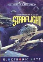 Starflight per Sega Mega Drive