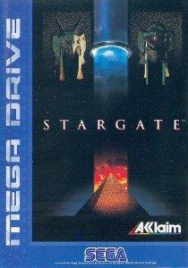 Stargate per Sega Mega Drive