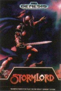 Stormlord per Sega Mega Drive