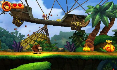 Non sarà Retro Studios a curare la conversione di Donkey Kong Country Returns 3D
