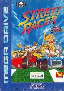 Street Racer per Sega Mega Drive