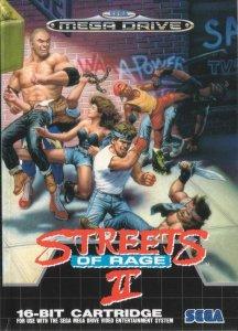 Streets of Rage 2 per Sega Mega Drive