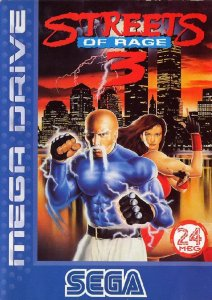 Streets of Rage 3 per Sega Mega Drive