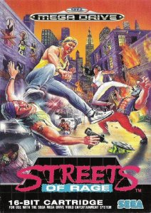 Streets of Rage per Sega Mega Drive