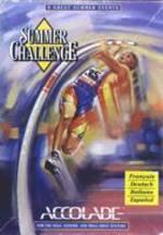Summer Challenge per Sega Mega Drive