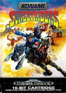 Sunset Riders per Sega Mega Drive