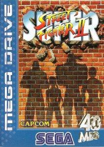 Super Street Fighter II: The New Challengers per Sega Mega Drive
