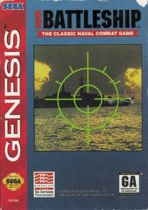 Super Battleship per Sega Mega Drive
