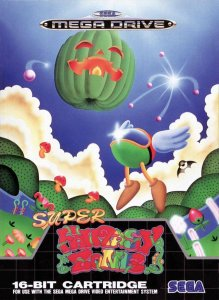 Super Fantasy Zone per Sega Mega Drive