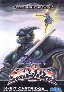 Super Hydlide per Sega Mega Drive