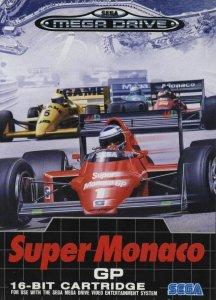 Super Monaco GP per Sega Mega Drive