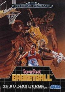 Super Real Basketball per Sega Mega Drive