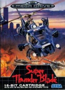 Super Thunder Blade per Sega Mega Drive