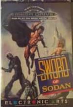 Sword of Sodan per Sega Mega Drive