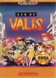 Syd of Valis per Sega Mega Drive