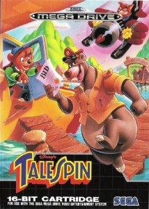 TaleSpin per Sega Mega Drive