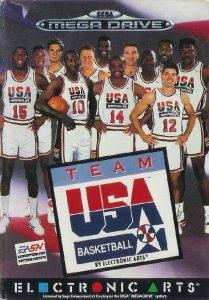 Team USA Basketball per Sega Mega Drive