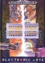 Technoclash per Sega Mega Drive