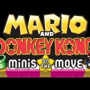 Le prime immagini di Mario and Donkey Kong: Minis on the Move
