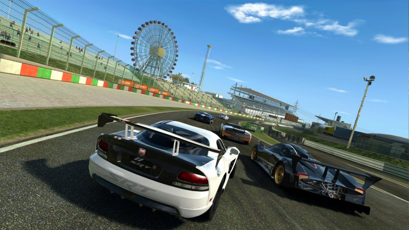 Real Racing 3 è disponibile su App Store e Google Play