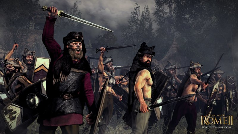 Total War: Rome II - Ecco i Suebi