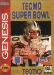 Tecmo Super Bowl per Sega Mega Drive