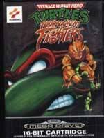 Teenage Mutant Ninja Turtles: Tournament Fighters per Sega Mega Drive