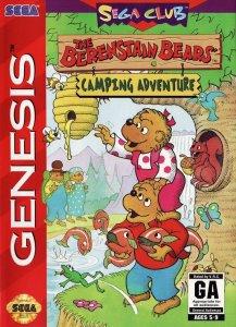 The Berenstain Bears: Camping Adventure per Sega Mega Drive