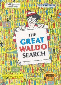 The Great Waldo Search per Sega Mega Drive