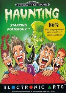 The Haunting Starring Polterguy per Sega Mega Drive
