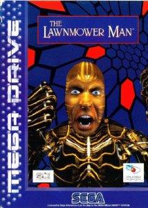 The Lawnmower Man per Sega Mega Drive