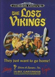 The Lost Vikings per Sega Mega Drive