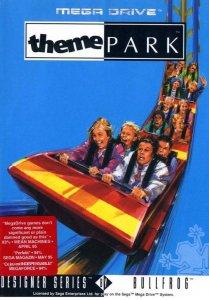 Theme Park per Sega Mega Drive