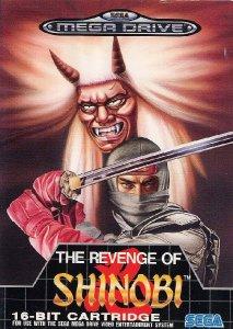 The Revenge of Shinobi per Sega Mega Drive