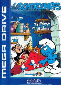 The Smurfs per Sega Mega Drive