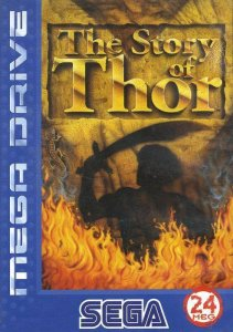 The Story of Thor per Sega Mega Drive