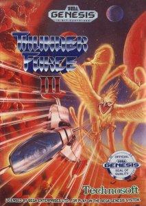 Thunder Force III per Sega Mega Drive