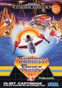 Thunder Force IV per Sega Mega Drive