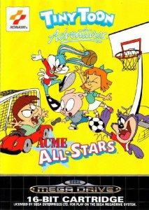 Tiny Toon Adventures: ACME All-Stars per Sega Mega Drive